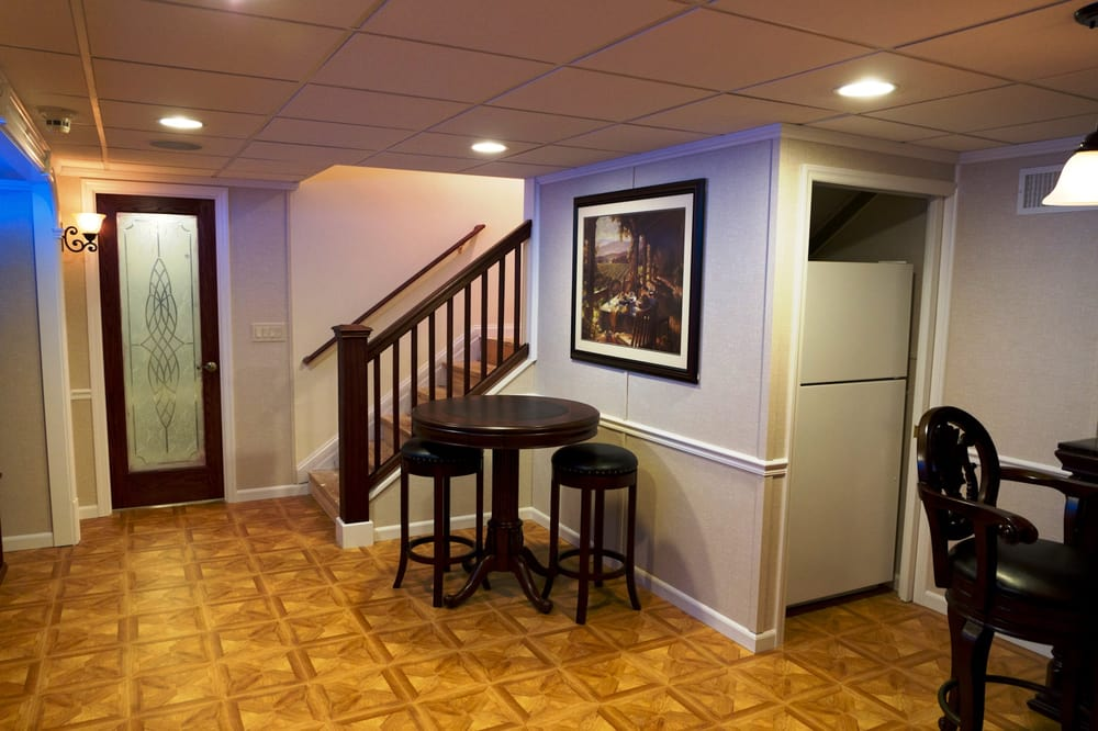 All Non-organic Water Resistant Ceilings, Wall And Floors