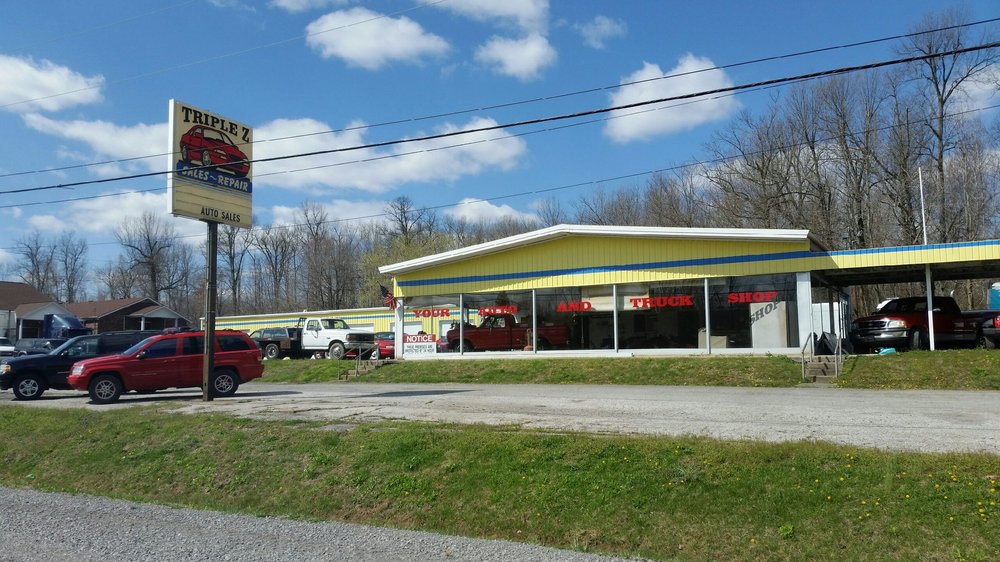 Triple Z Auto & Truck Repair: 33 State Rt 6114, Central City, KY