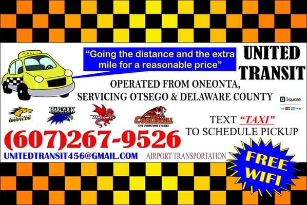 united transit transport services taxi 300 main st oneonta ny vereinigte staaten yelp. Black Bedroom Furniture Sets. Home Design Ideas
