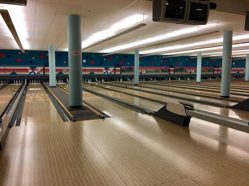 Bowling Calgary