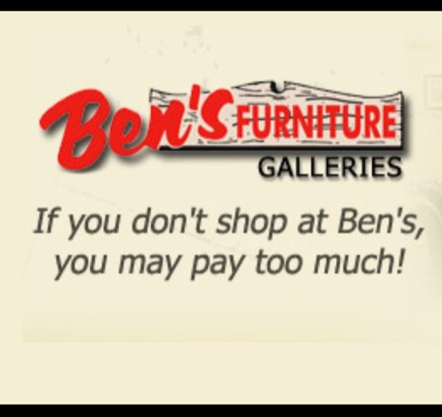 Ben's Furniture: 2816 W 10th St, Greeley, CO