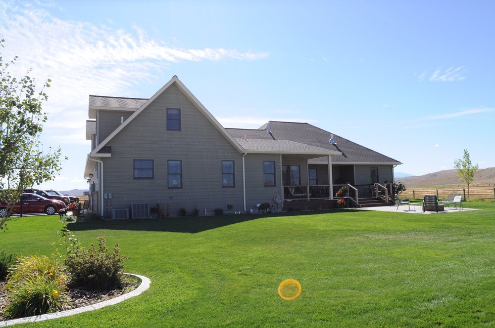Brittain s remodel and custom homes byggfirmor 3539 for Custom home builders wyoming