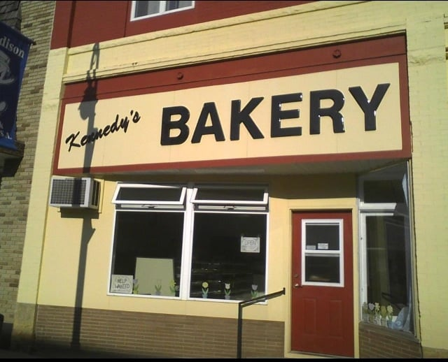 Kennedy's Bakery: 307 6th Ave, Madison, MN