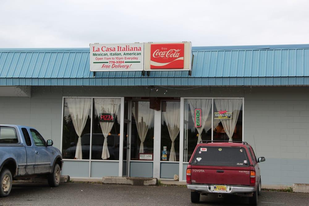La Casa Italiana: 51795 Kenai Spur Hwy, Kenai, AK