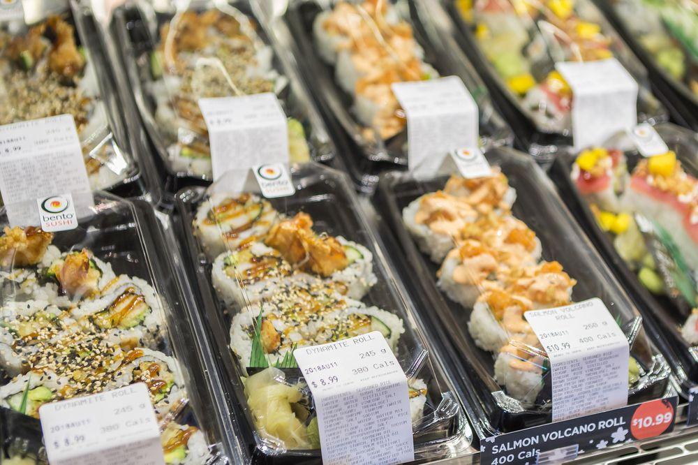 Bento Sushi: 40 Shining Willow Way, La Plata, MD