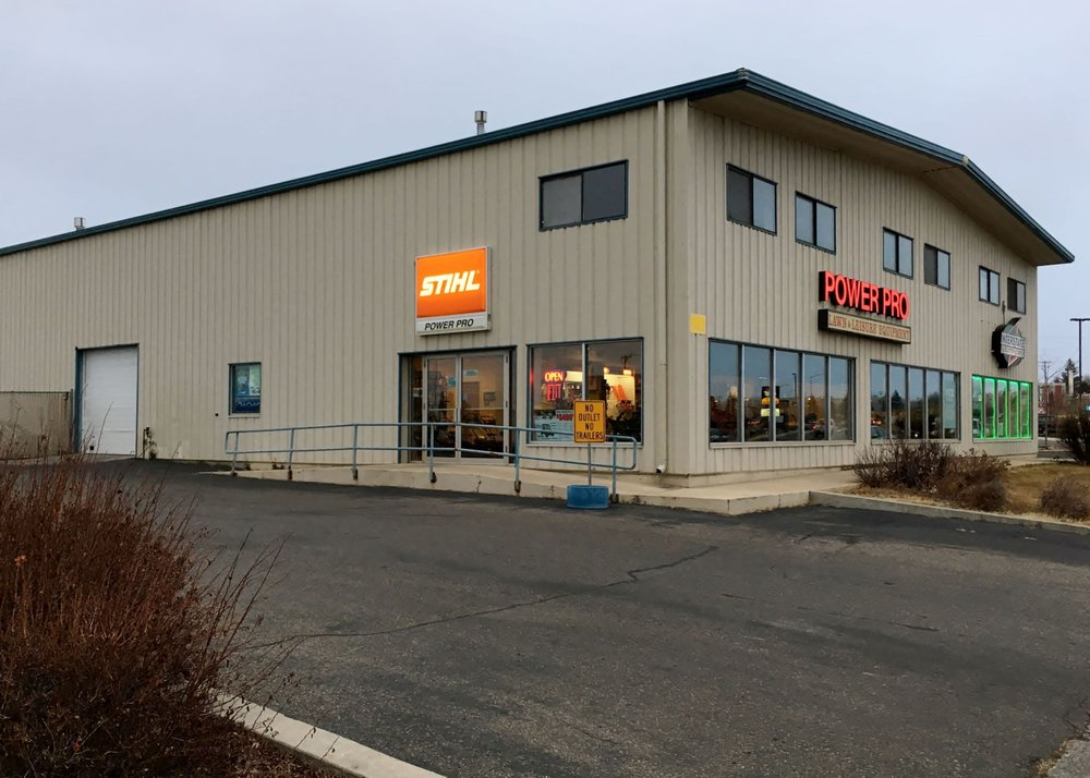 Power Pro: 1712 3rd St NW, Great Falls, MT