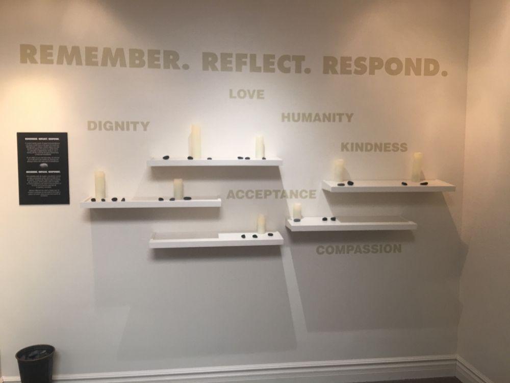 El Paso Holocaust Museum and Study Center: 715 N Oregon, El Paso, TX