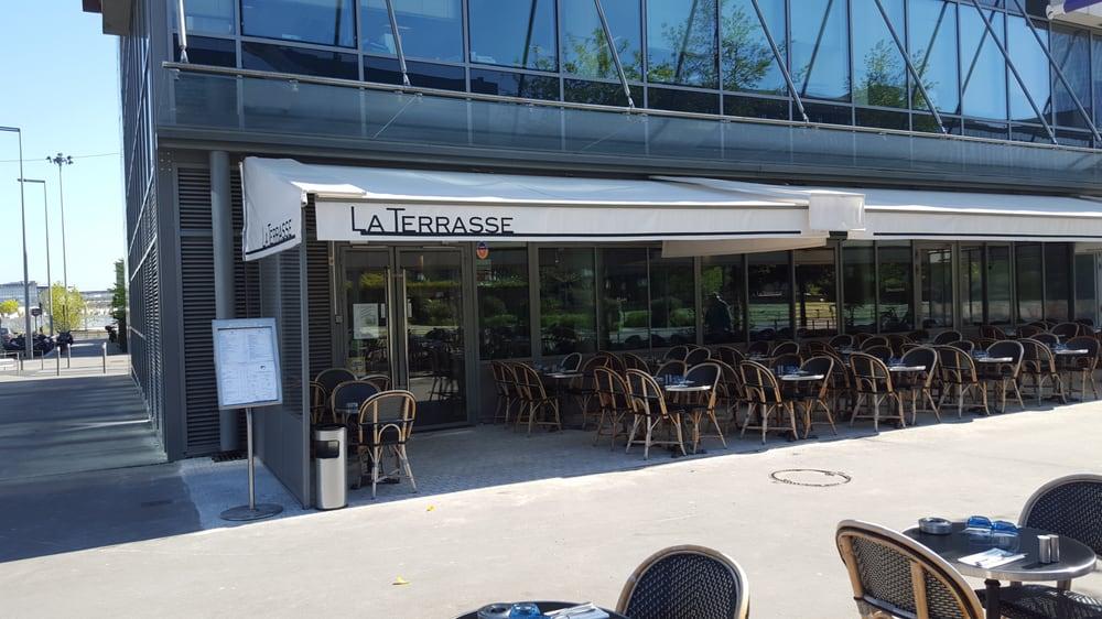 Restaurant Terrasse De L Arche Nanterre Cartier Love Online