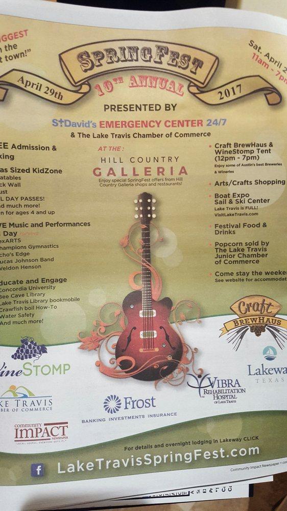 Lake Travis Chamber of Commerce - Spring Fest