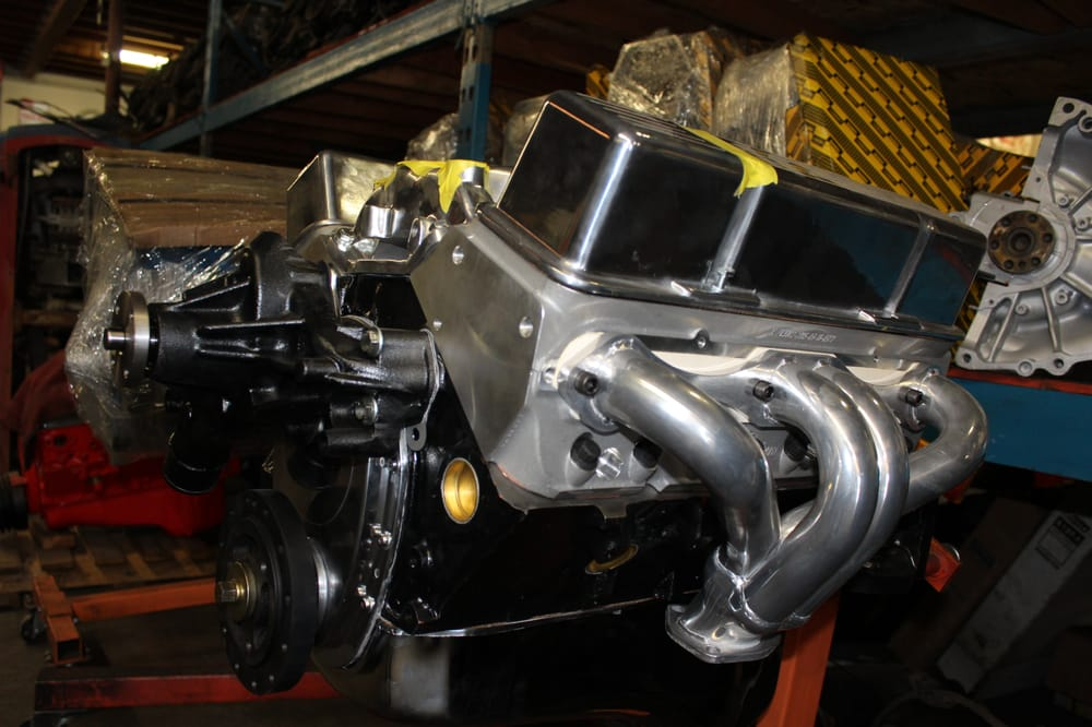 P&G Engines & Transmissions - Auto Repair - 280 S Palm Ave, Rialto ...