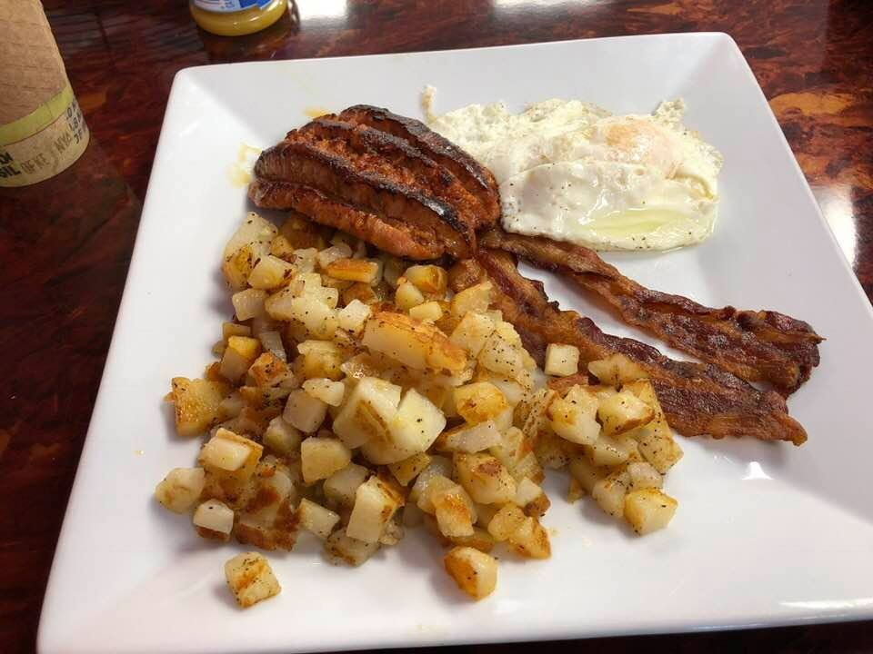 Main Street Cafe: 103 Main St, Hackettstown, NJ