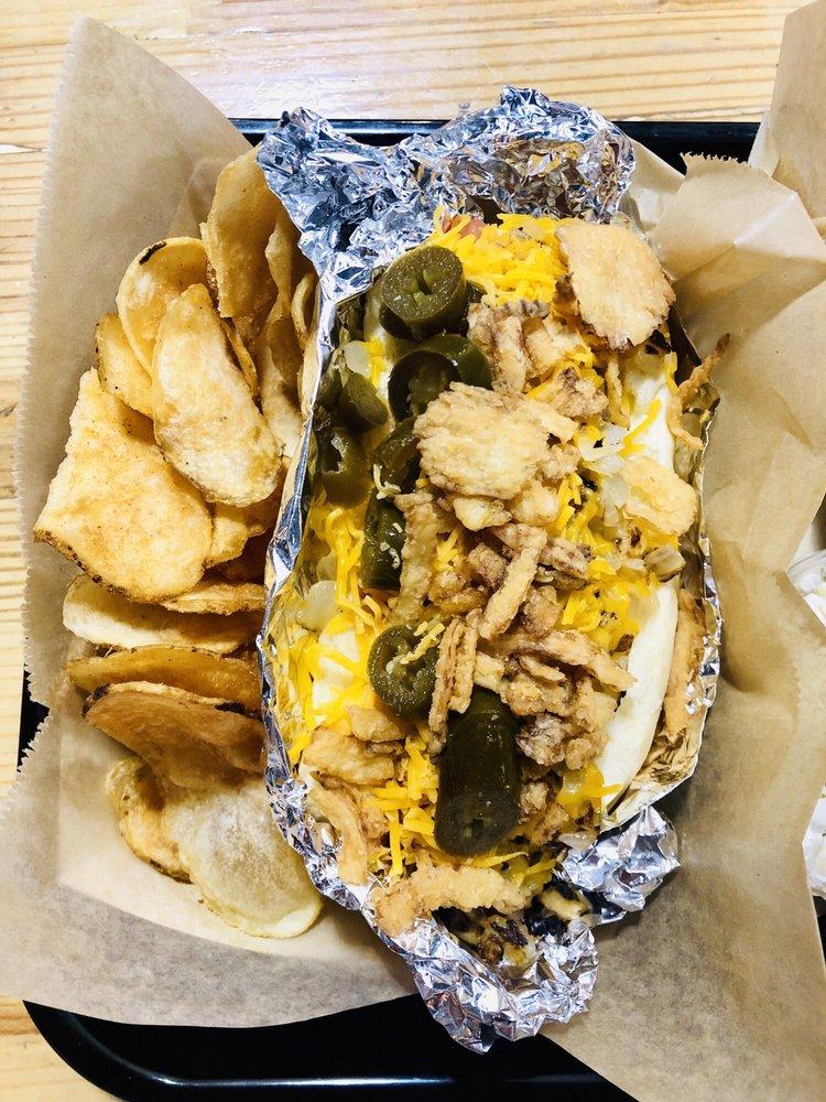 JoJo's Grill-A-Dog: 27471 San Bernardino Ave, Redlands, CA
