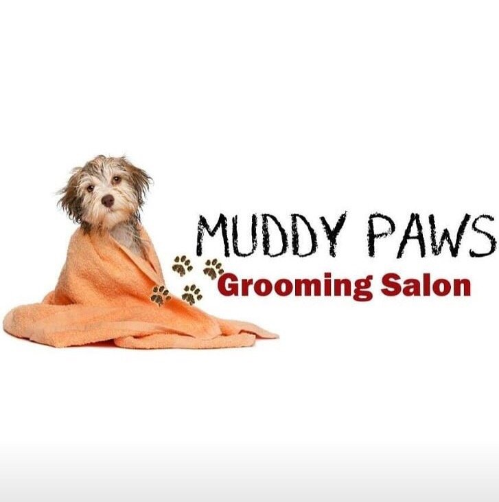 Muddy paws grooming salon pet groomers 1211 montauk for 4 paws grooming salon