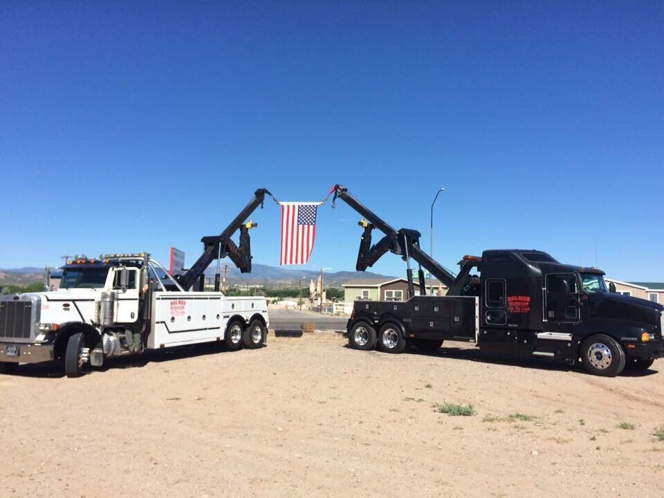Towing business in Los Alamos, NM