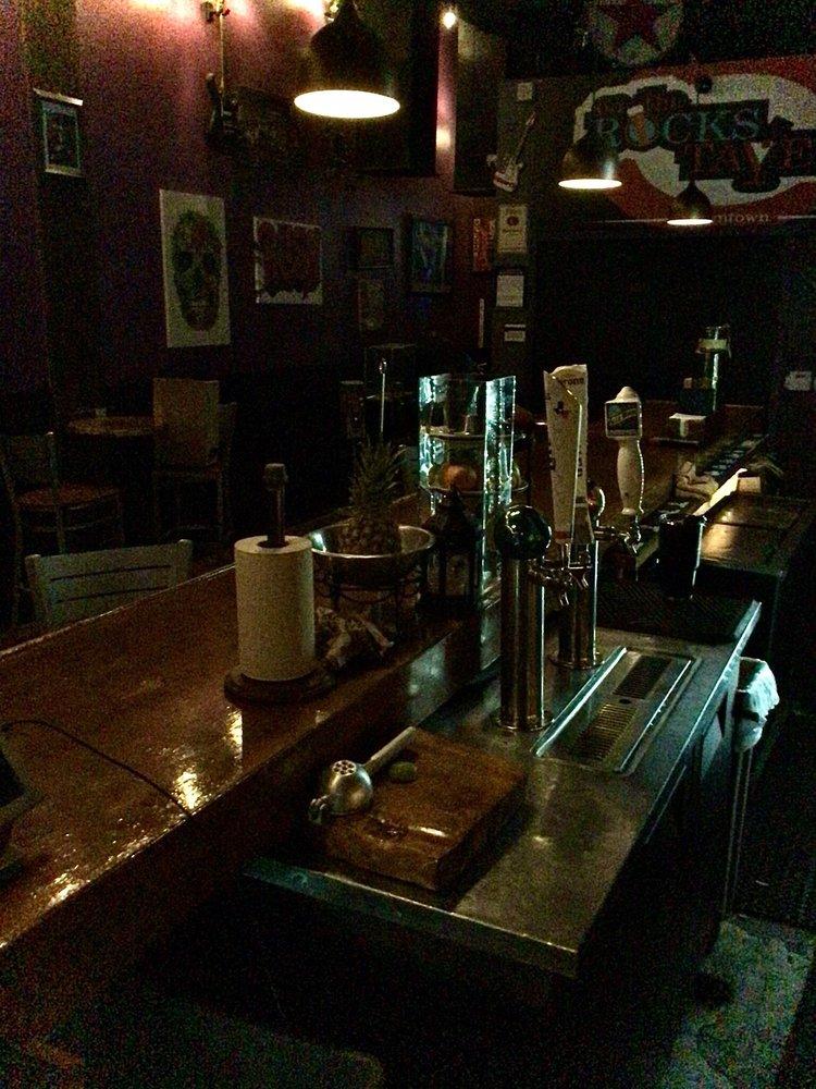 On The Rocks Tavern: 1002 Iturbide St, Laredo, TX