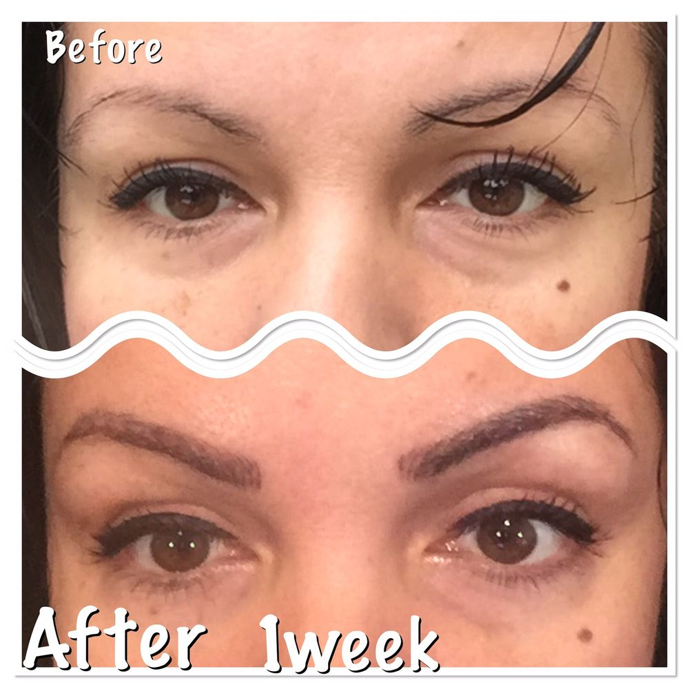 Eyebrow Tattoo by Sofia - 50 Photos & 25 Reviews - Permanent Makeup ...