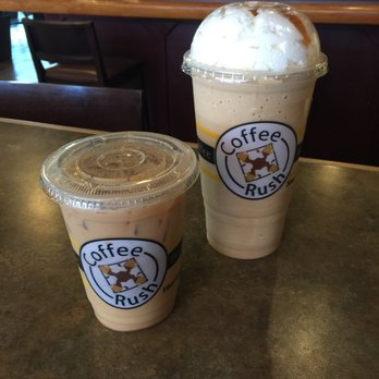 Coffee rush gilbert az