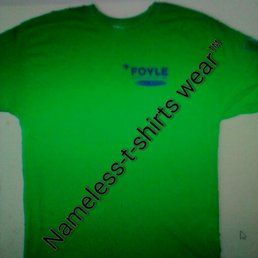 7d639481 Photo of Nameless-T-Shirt Wear - Brockton, MA, United States. this is a silk  screened ...