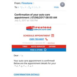 Firestone Tires Near Me >> Firestone Complete Auto Care - 11 Reviews - Tires - 1765 N