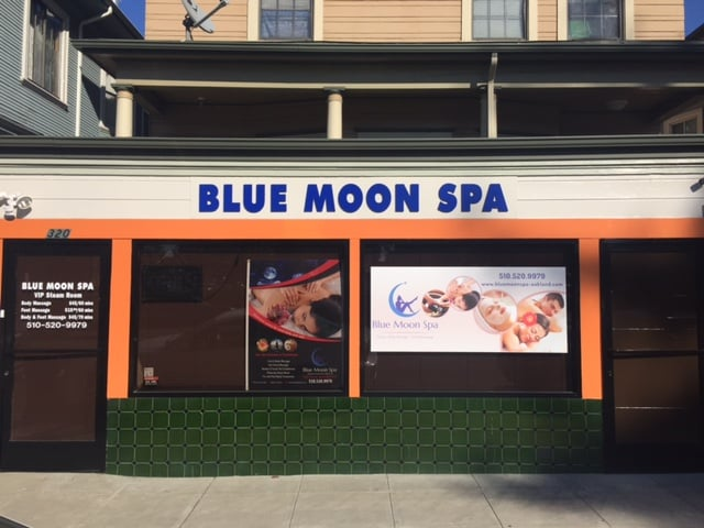 Blue Moon Spa 10 Reviews Day Spas 320 International