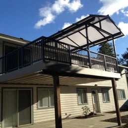 Delicieux Photo Of Seattle Patio Covers   Federal Way, WA, United States. Roof Mounted