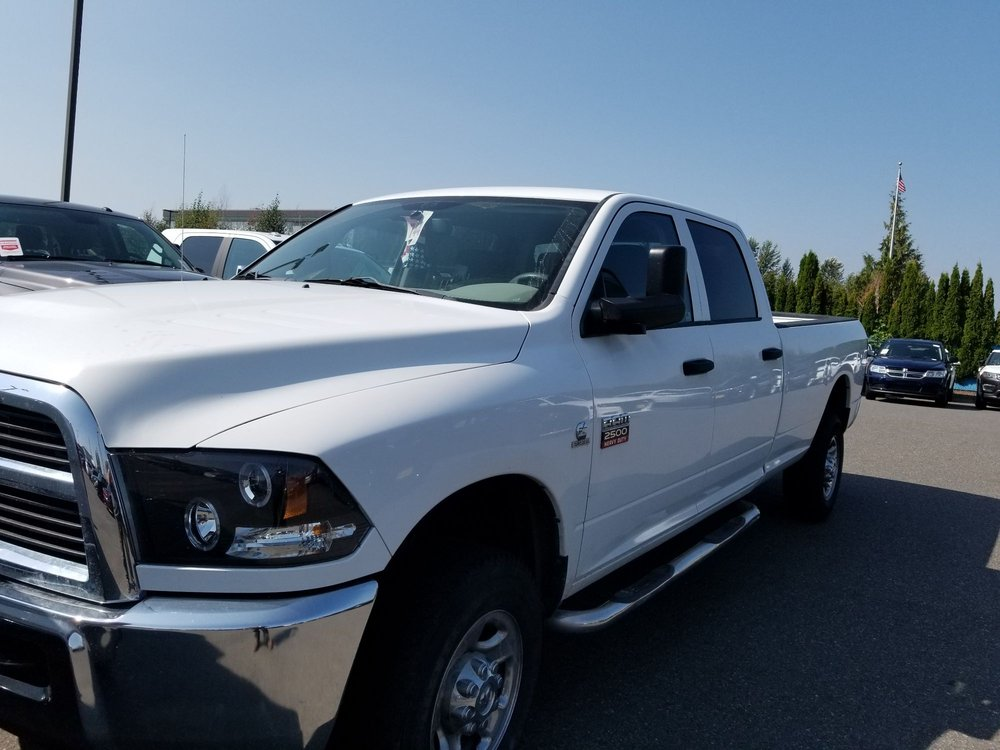 Barry Chrysler-Dodge-Jeep-Ram: 548 Basin St SW, Ephrata, WA