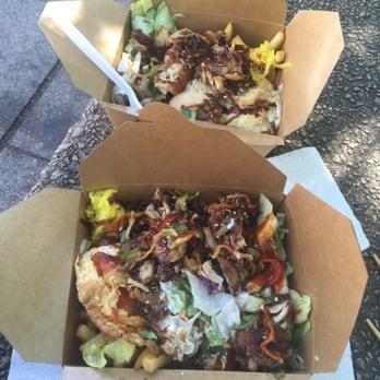 Eat Chicken Wraps 48 Photos 52 Reviews Food Trucks 800 Howe