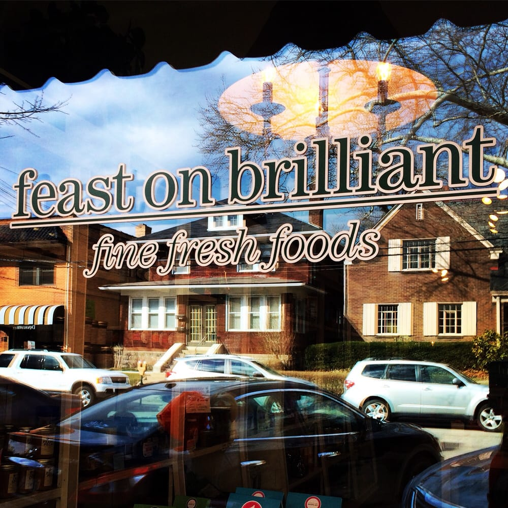 Feast On Brilliant: 27 Brilliant Ave, Pittsburgh, PA