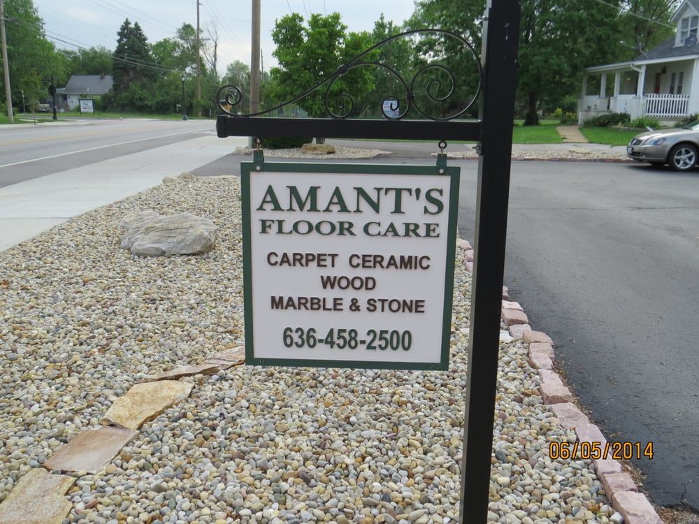 Amants Floor Care-Carpet Cleaning: 17005 Manchester Rd, Grover, MO