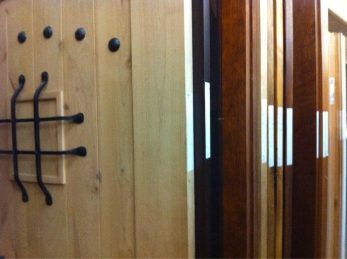 The Speakeasy Door Unfinished Yelp
