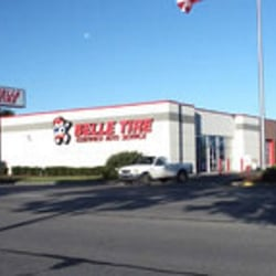 Belle tire bay city michigan