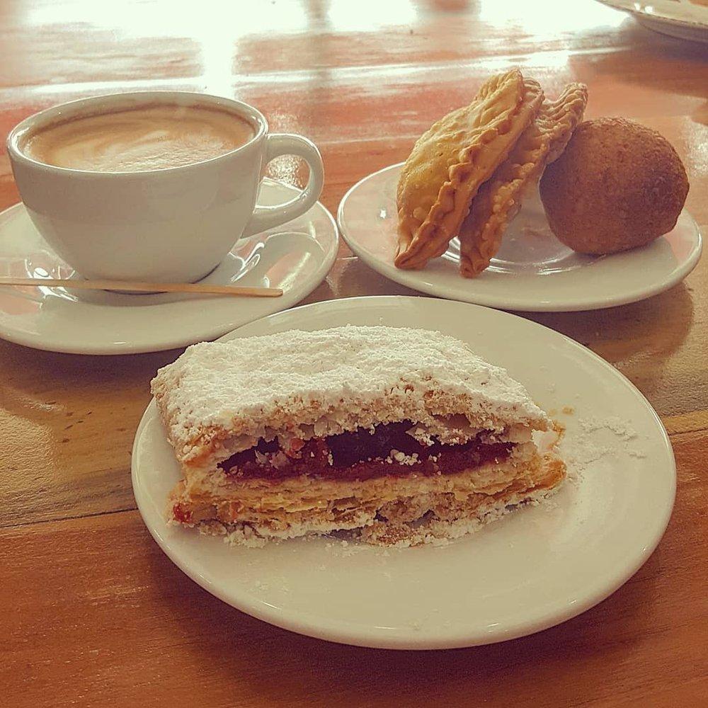 Panaderia La Campana: Road #2 km 122.1, Aguadilla, PR