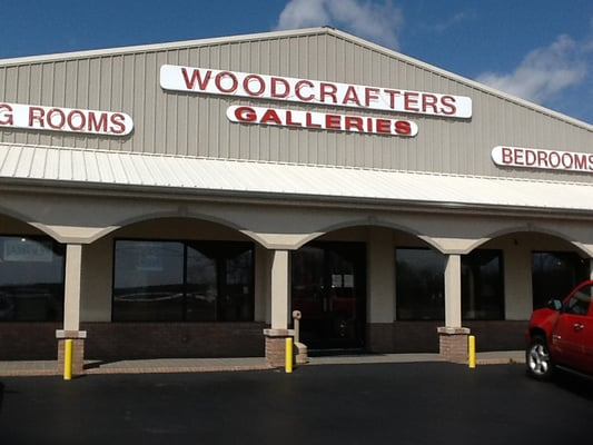 Woodcrafters Galleries Home Decor 2111 N 12th St