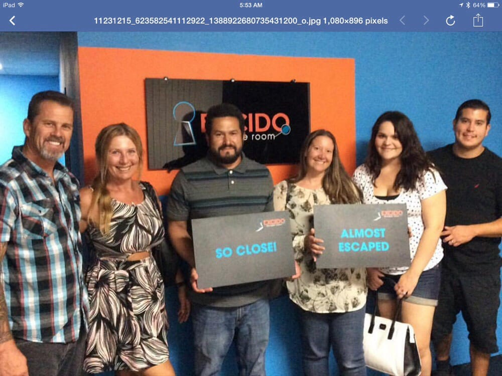 Excido Escape Room Moorpark Ca