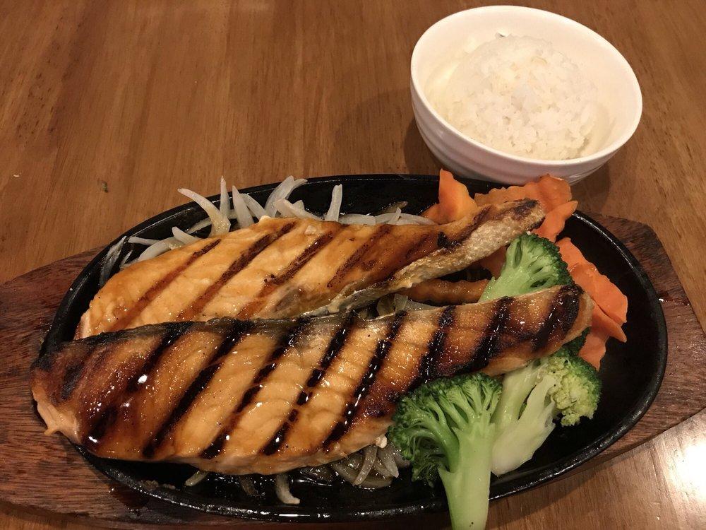 Food from Takara Japanese Restaurant