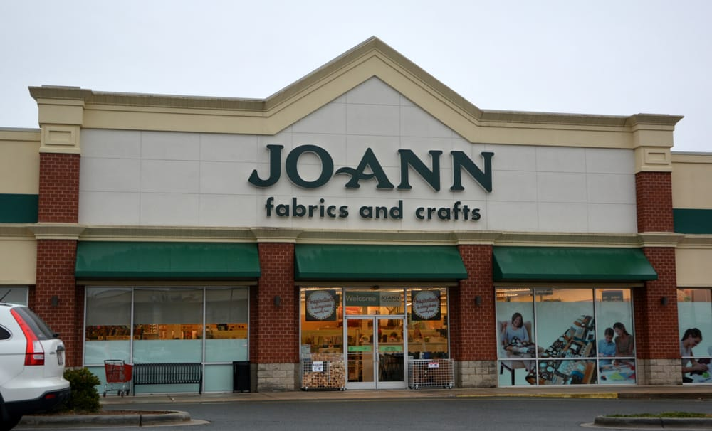 Jo ann fabric and craft stores home decor mooresville for Joann craft store near me