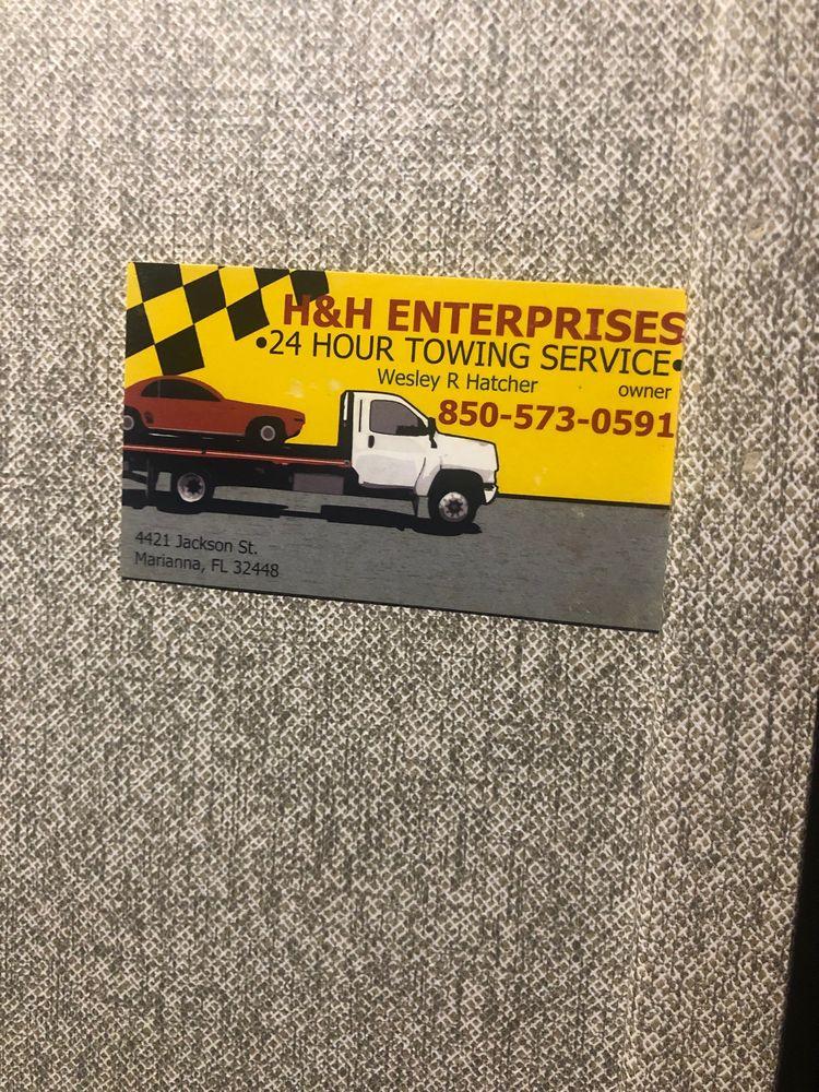 H & H Enterprises: 4421 Jackson St, Marianna, FL