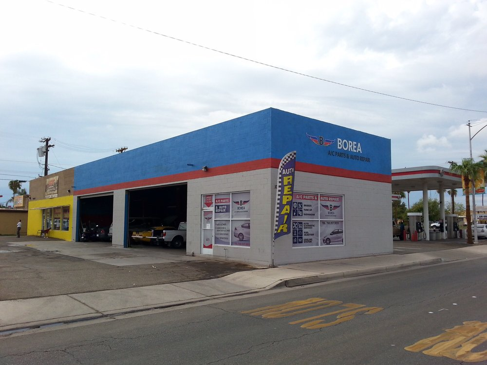 Boreas Automotive: 1003 Imperial Ave, Calexico, CA