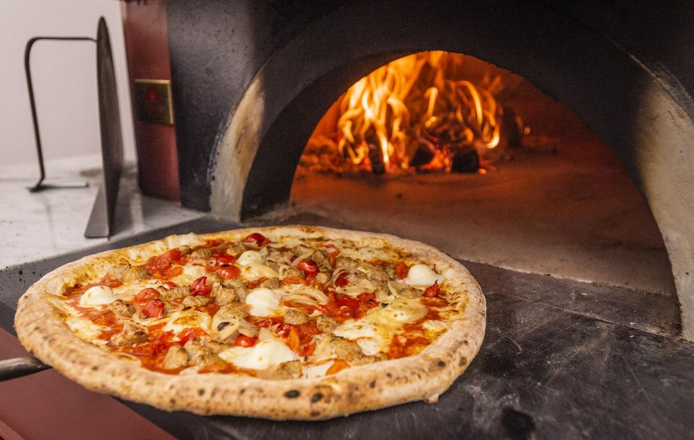 Cugino Forno Pizzeria Winston Salem: 486 N Patterson Ave, Winston-Salem, NC