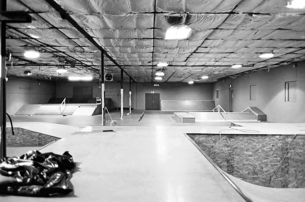 Curbside Skatepark: 3535 B S Irving St, Sheridan, CO