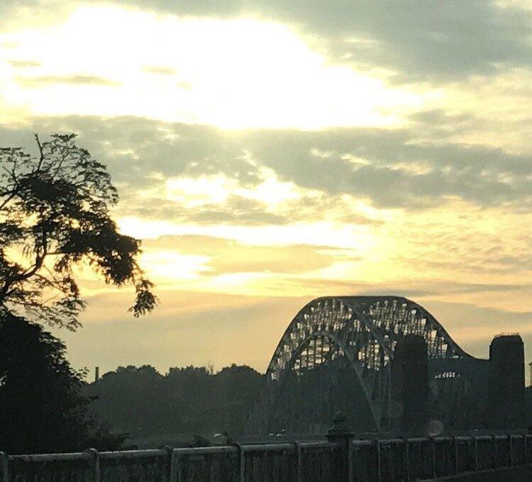 McKees Rocks Bridge: McKees Rocks Brg, Pittsburgh, PA