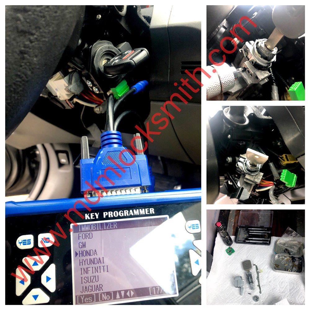 Automotive Ignition lock repairs| car keys made and program