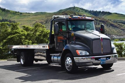 Big Valley Towing: 105 Beebe Bridge Rd, Chelan, WA