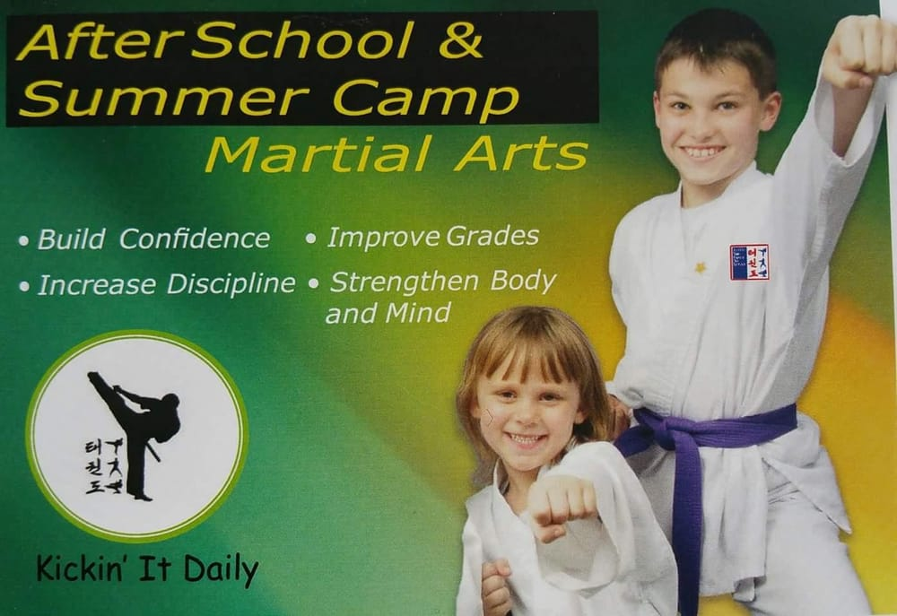 Junior Tae Kwon Do School: 60 Boardman Canfield Rd, Youngstown, OH