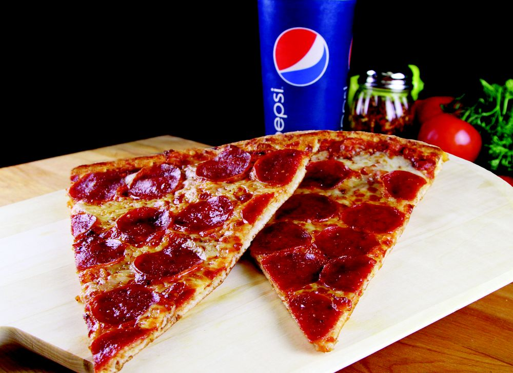 Husson's Pizza: 822 Cross Lanes Dr, Charleston, WV