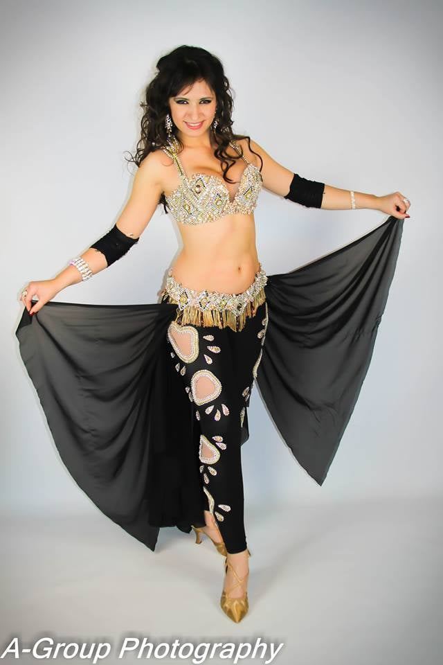 Vanessa From Safire Belly Dancers At Juliana Restaurant Yelp