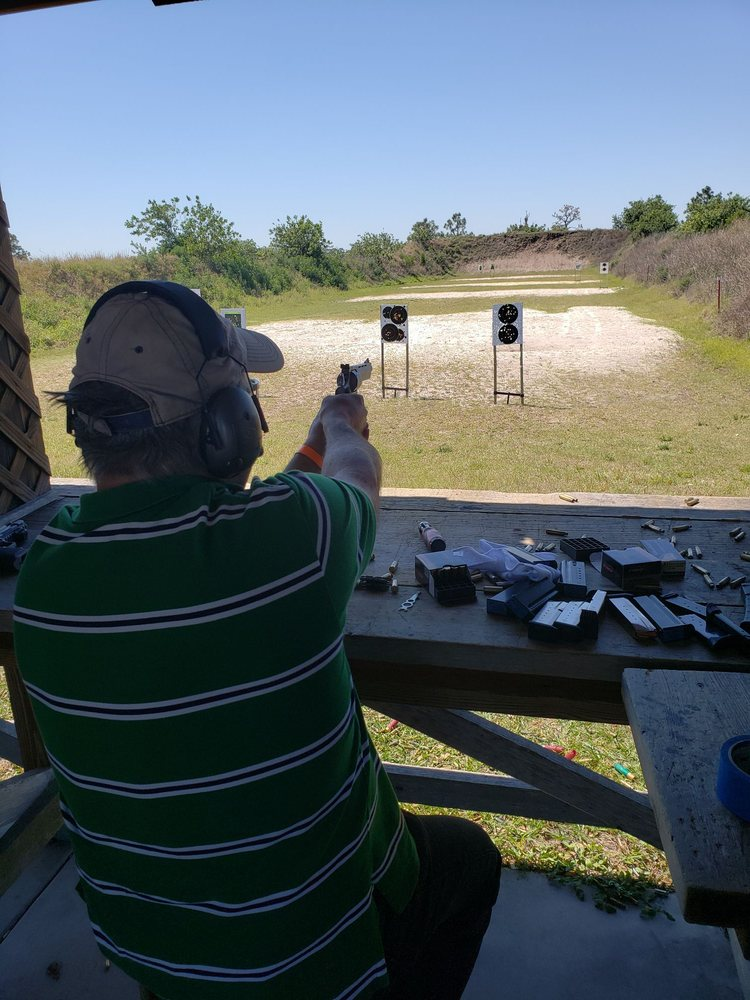 OK Corral Gun Club: 9449 NE 48th St, Okeechobee, FL