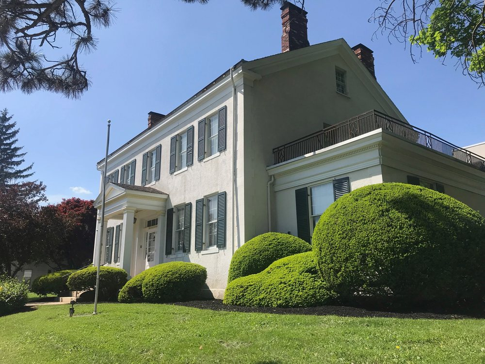 Clinton County History Center: 149 E Locust St, Wilmington, OH