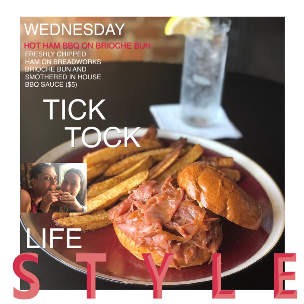 Tick Tock Bar & Cafe: 1101 Merchant St, Ambridge, PA