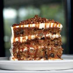 Photo Of Truluck S Austin Tx United States Delicious Carrot Cake